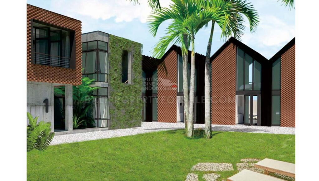 Apartment Umalas Bali for lease FL6001 c