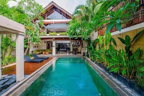 Batu Belig Bali villa for lease FL6004 a