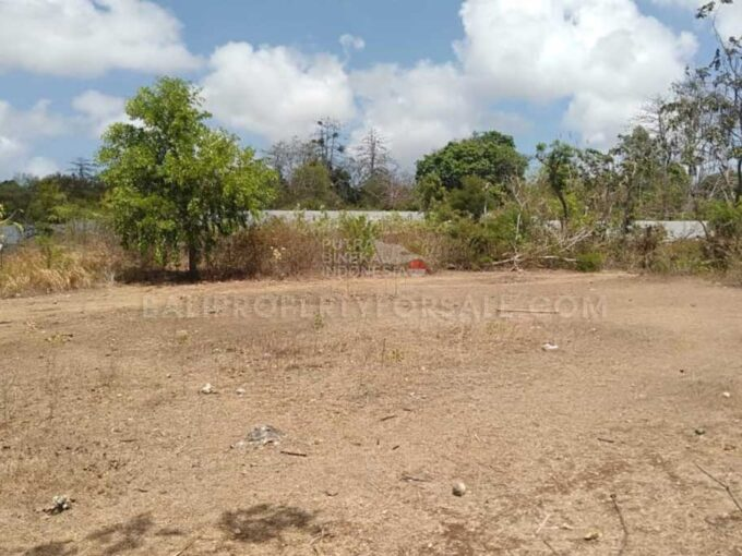 Terrain à vendre à Jimbaran Bali-MWB-6004-b