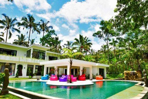 Tegalalang Bali villa for sale FS7009 g-min